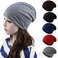 Hot Sale Women's Men's Winter Slouch Crochet Knit Fashion Hip-Hop Cap Beanie Ski Hat Retail/Wholesale 4VRX