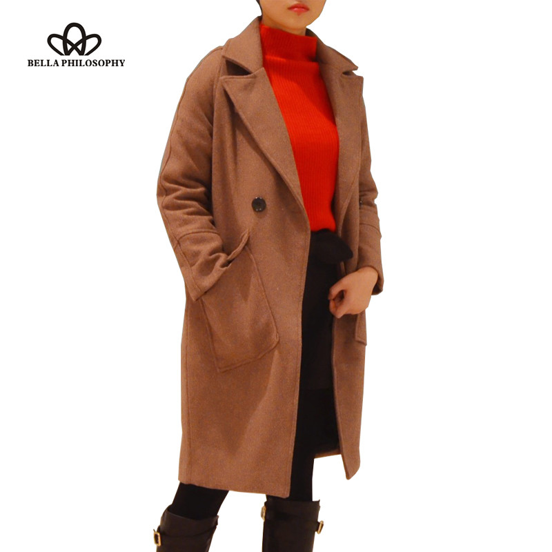 Compare Prices on Wool Coat Thick- Online Shopping/Buy Low Price ...
