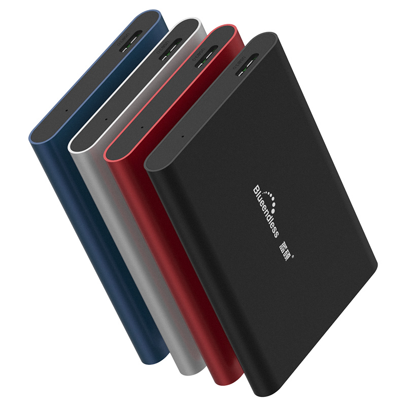 Blueendless Portable External Hard Drive 1tb USB3.0 500g <font><b>HDD</b></font> For computer and laptop Hard Disk <font><b>2TB</b></font> Storage Devices HD Externo image