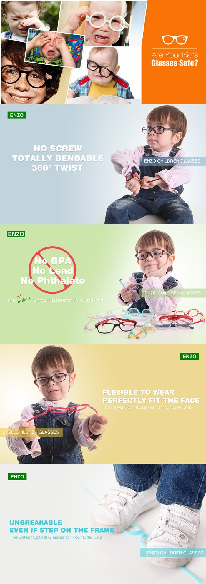 ENZO Children Glasses-1