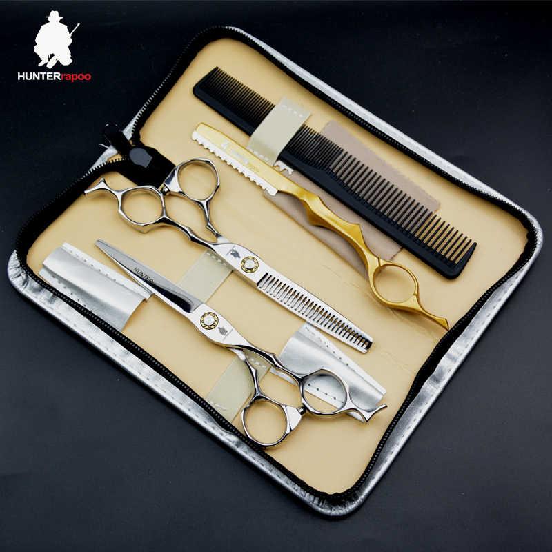 30% off HT9133 6 cal japoński zestaw nożyczek do cięcia włosów przerzedzenie ścinanie dla fryzjer fryzjer trymer clipper dla fryzjerstwo