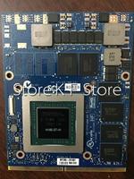 Bilgisayar ve Ofis'ten Dizüstü Bilgisayar Ana Kartı'de KaiFull GTX 970M Grafik Kartı N16E GT A1 6GB GDDR5 GTX970M DELL ALIENWARE Için Clevo için MSI