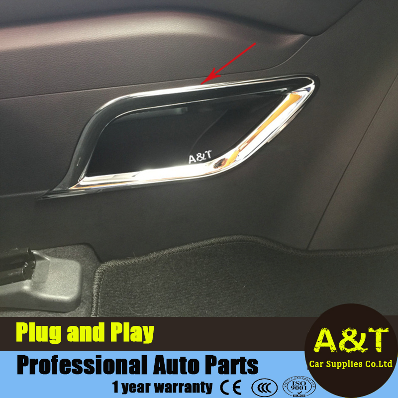 font b car b font styling for Nissan Murano 2015 2016 model centre console side