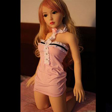 100cm Japanese life size sex dolls,Lifelike real silicone mini love doll with big breast oral/vagina sexy toys for man