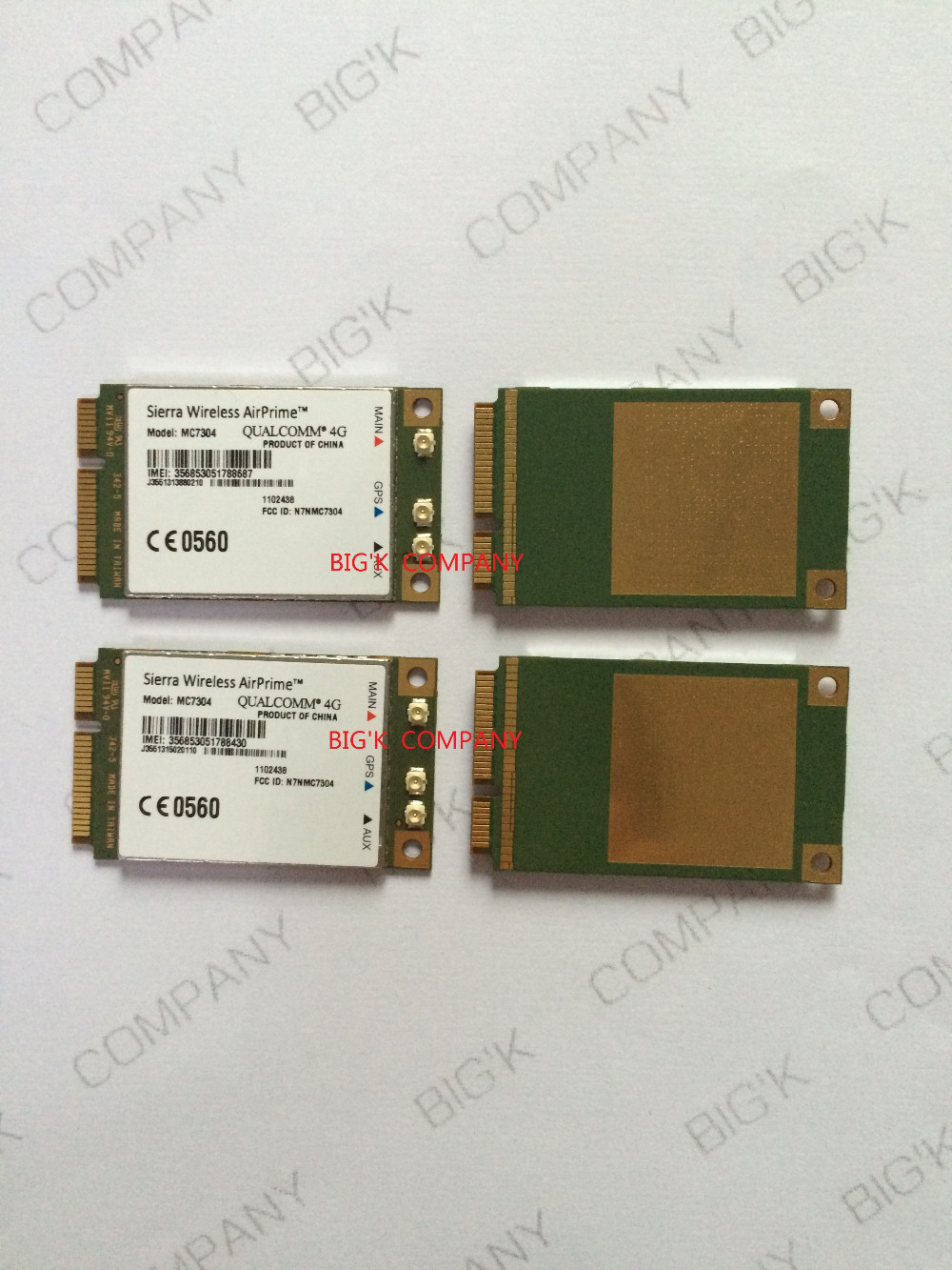 JINYUSHI For MC7304 4G 100 NEW Original Support GPS LTE WCDMA HSDPA HSUPA HSPA Module in