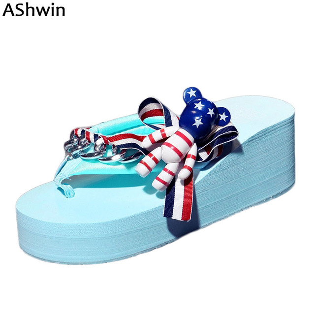 7e1252677 AShwin summer slides sandals women flip flops handmade holidays beach shoes  hawaiian slippers thong slipper lady