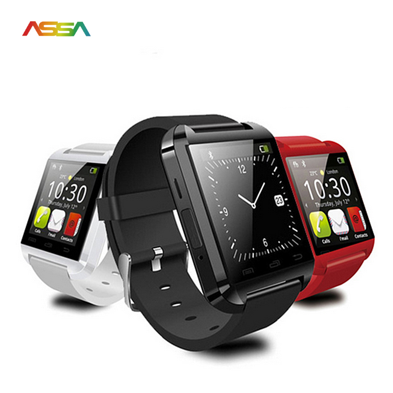 Bluetooth U8 Smart Watch WristWatch Smartwatch Digital Sport For Android Phones ASSA Store