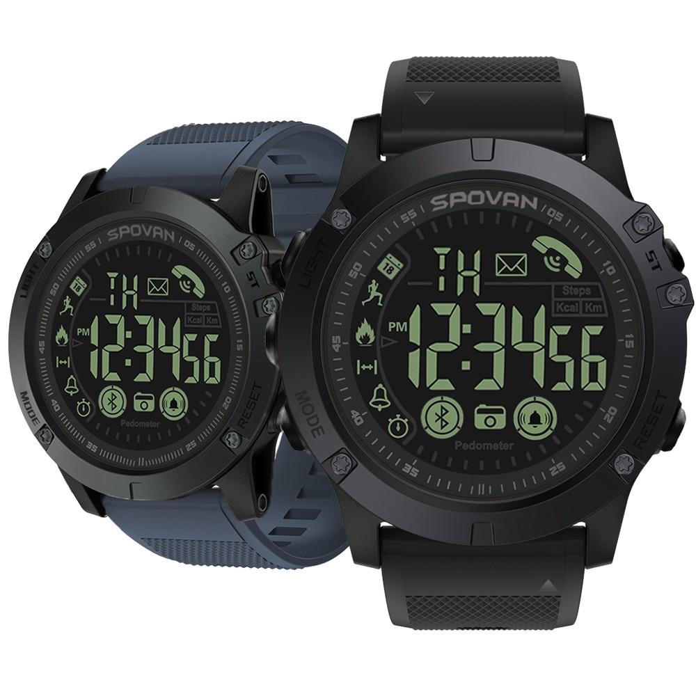 Nuovo VIBE 3 Flagship Robusto Smartwatch 33 mesi di Tempo di Standby 24 h Monitoraggio per Tutte Le Stagioni Astuto Della Vigilanza Per IOS E Android 34