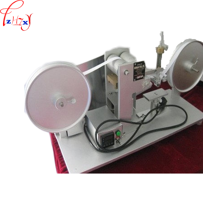 220 V 7-IBB-CC RCA papier ceinture testeur d'abrasion machine RCA papier ceinture résistant à l'usure instrument machine d'essai 1 PC
