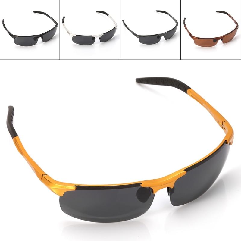 Concise Frame Sunglassesfor Men Driving Outdoor Sports Fishing Eyewear Fishing Equipment