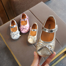 6360650d11 Buy girls shoes silver and get free shipping on AliExpress.com