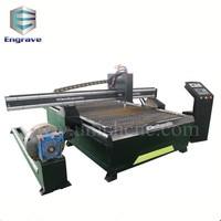 Reduction Sale 1500 3000mm Steep Motor Plasma Cutter Machine