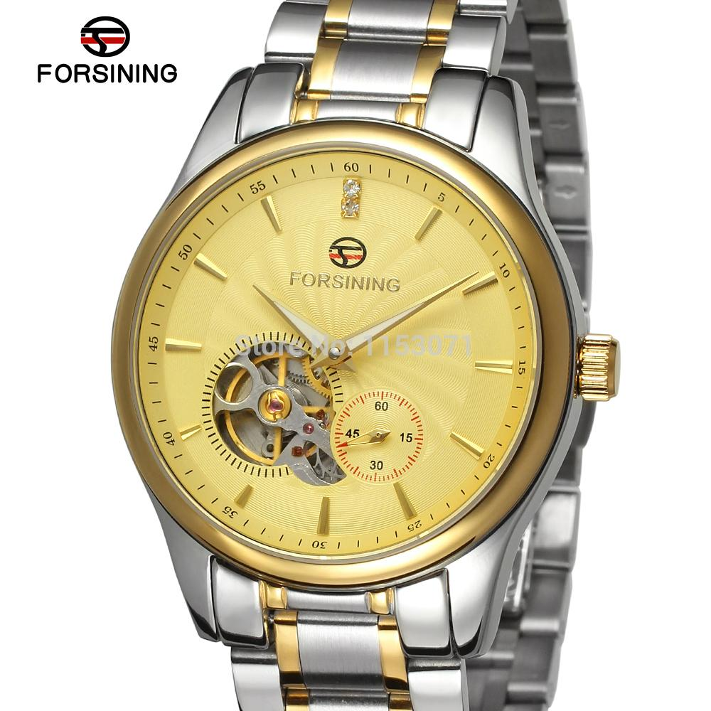 FSG9406M4T2 Latest luxury Men's  Automatic stainless steel original  watch with gift box  free shipping  promotion price ultra luxury 2 3 5 modes german motor watch winder white color wooden black pu leater inside automatic watch winder