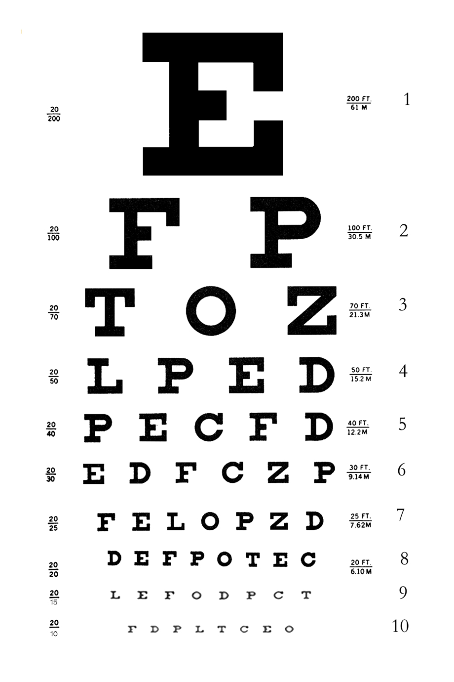Free Eye Charts Solidique27