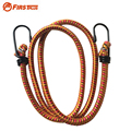 8mm Strong Elastic Cord Rope Cargo Luggage Holder Straps With Hook Expander For Motorcycle SUV Car Roof Cargo Outdoor Camping