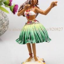 Свадебные подарки, украшение ангела, подарки, винтажная шкатулка для танцев, для девочек, в форме хулы, металлические знаки