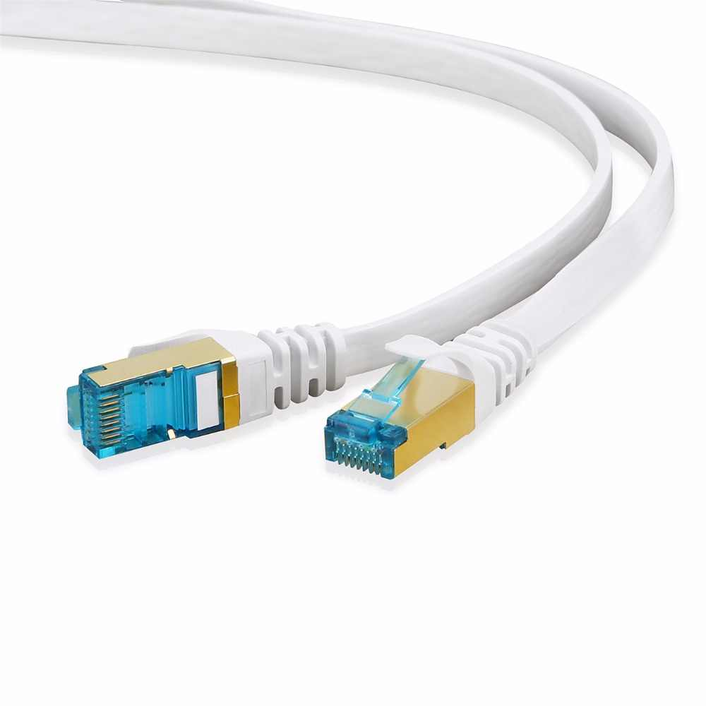 Cat6 Ethernet Cable Network Lan Cable RJ45 Patch Cord for PC Router Laptop Cable Ethernet with Shielding