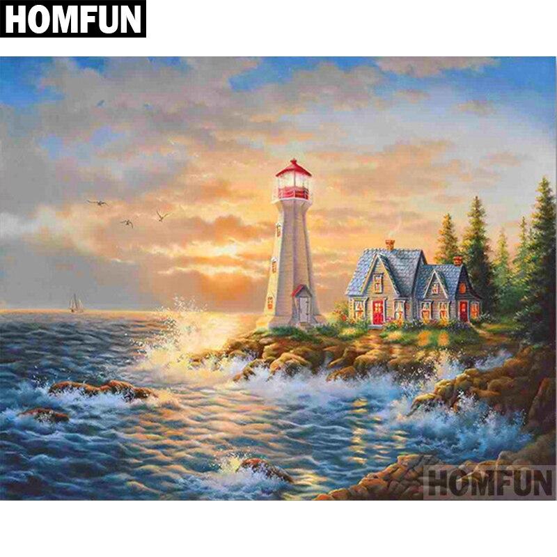 A06056        Ocean Lighthouse