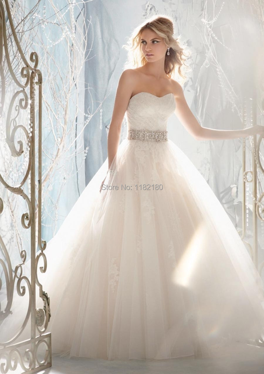 2015 A Line Wedding Dresses Wedding Dresses Ebay Open Back White ...