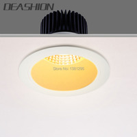 Dimmable Recessed COB LED Downlight CREE 2.5 3 4 5 6 inch 7W 9W 12W 18W 25W 30W Ceiling LED Down Light 240V Commercial Lighting