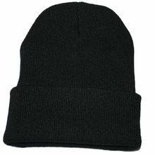 5398f610 Unisex Slouchy Knitting Beanie Hip Hop Cap Warm Winter Ski hats & caps men  winter hats for women bonnet femme gorras para hombre
