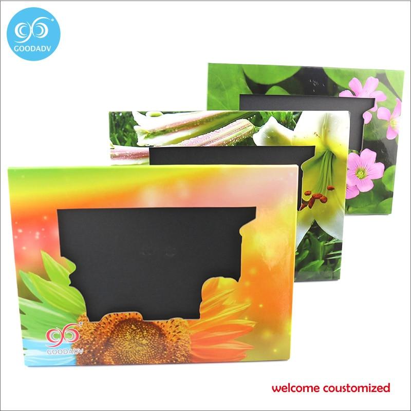 Free shipping!souvenir custom stand paper photo frames handmade ...