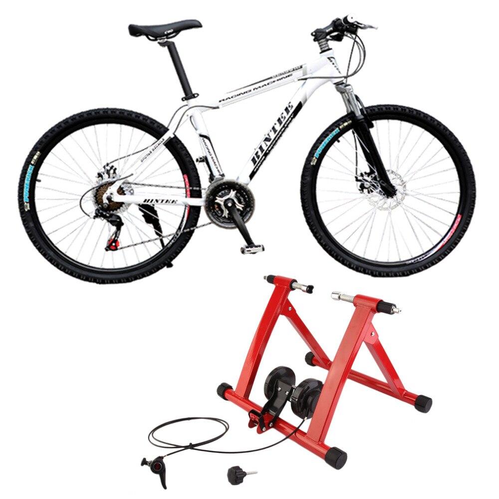 Formateur vélo Route Turbo Formateur Magnétique Intérieur VTT Vélo Sac Vélo Vélo Vélo Rouleau de Formation De Réparation Support De Support Stand