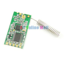 10PCS/LOT HC-11 433MHz wireless RF serial UART module CC1101 5V 3V AT command