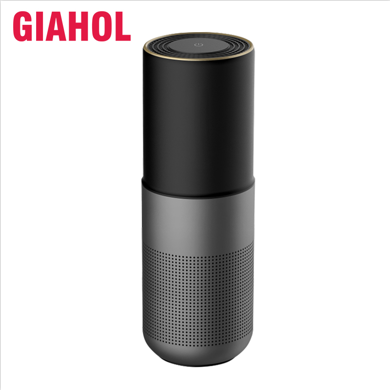 GIAHOL NEW USB Ozone Generator Air Purifier for Smoke/Dust/Formaldehyde Mini Portable Air Purifiers best for Car Home Office