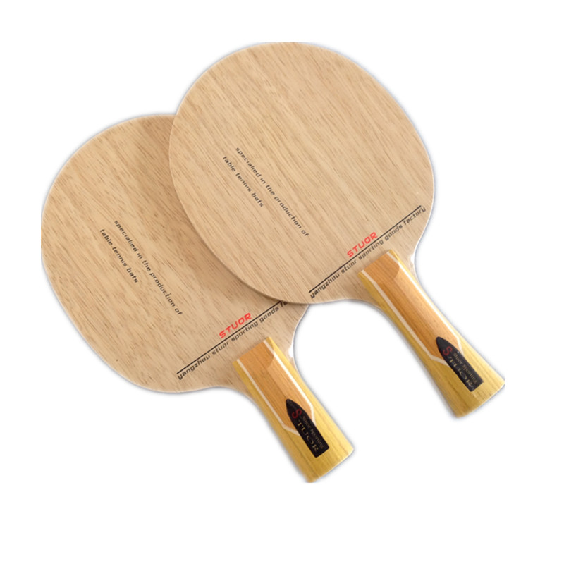 Stuor genuine table tennis racket floor wood clamp soft carbon black lymph table  tennis blade Itsuki rophylactic. Table Tennis Blade Promotion Shop for Promotional Table Tennis