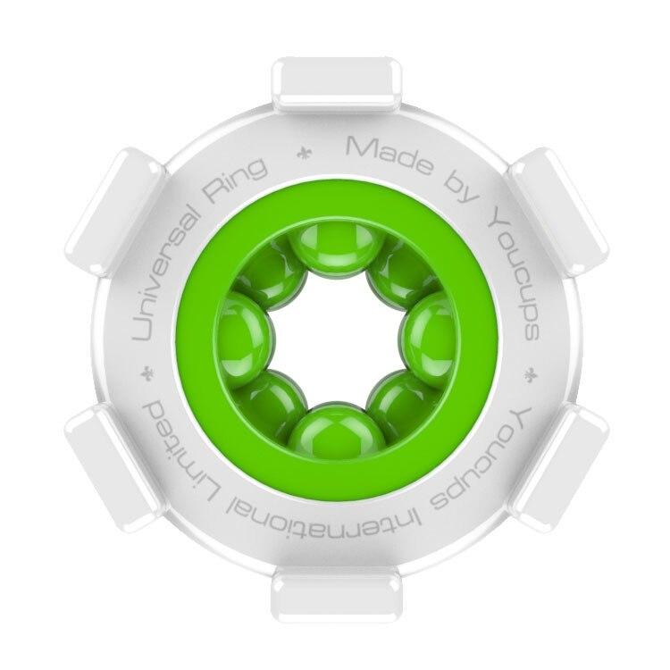 Universal Ring Green  Male Masturbators  Super Stretchy Body Massager Penis Enlargement Sex Toys For Men Oral Sex