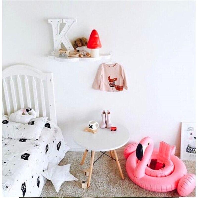 Babyzwemmen ring 1 tot 3 jaar oude kinderen witte zwaan flamingo's - Activiteit en uitrusting voor kinderen - Foto 5