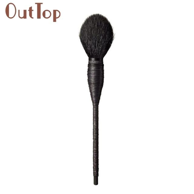 Профессиональные кисти для макияжа ручной работы из ротанга Кисточки для макияжа Румяна Кисть леверт Прямая поставка