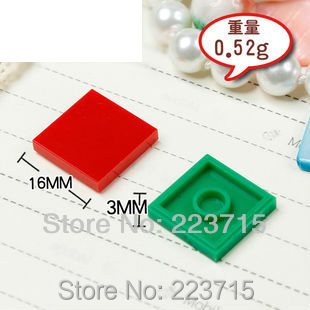 Free Shipping!*Flat Tile 2x2* DIY enlighten block bricks,Compatible With Lego Assembles Particles free shipping happy farm set 1 diy enlighten block bricks compatible with other assembles particles