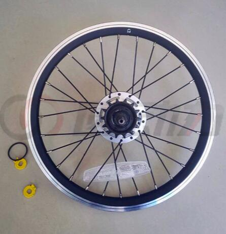 XIAOMI QICYCLE electric bicycle rear wheel transmission