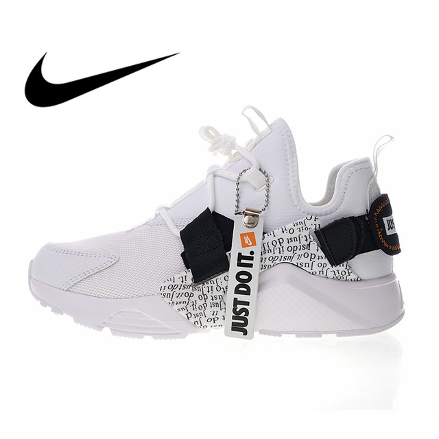fb746be2f84d Original Authentic Nike Air Huarache City Low Prm Just do it Women s  Running Shoes Sneakers Good Quality 2018 New Arrival AO3140