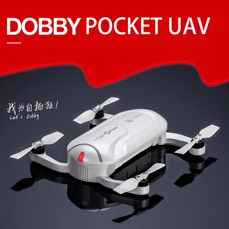 (in stock) 2017 Newly Hot ZEROTECH Dobby Pocket Selfie Drone FPV With 4K HD Camera and 3-Axis Gimbal GPS Mini RC Quadcopter 1 pair dc 12v car warning lights red rear bumper light 5w led lights