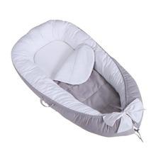 Простая портативная дорожная кровать-гнездо для ребенка, съемная кроватка для новорожденной кроватки, бампер для младенцев, Bebe, хлопковая Люлька-люлька