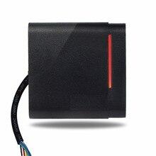 Водонепроницаемый доступа Управление системы близости 13.56 мГц чтения карт ic Встроенная антенна/LED/Динамик зуммер для дома безопасности F1764A
