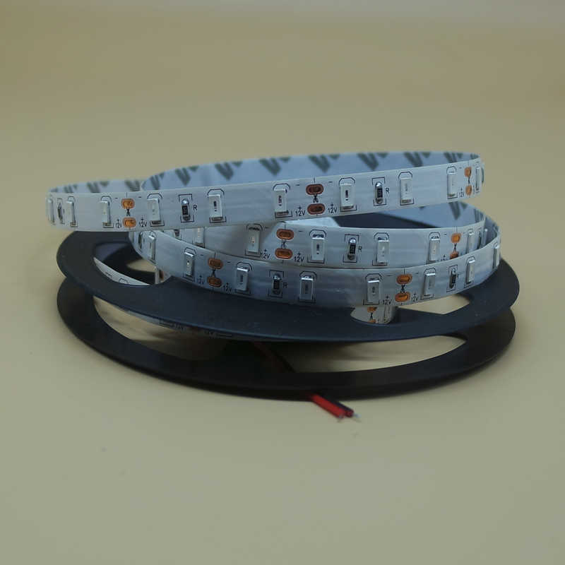 led strip light SMD 5630 5730 flexible Fita Diode tape lamp DC12V 60led/M waterproof ip65/ip20 Stripe string light white red