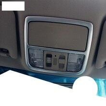 lsrtw2017 abs car reading light frame chrome trims for honda accord 2008 2009 2010 2011 2012 2013 8th