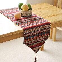 Algodón Ethical bohemio rústico hogar decoración de mesa 4 tamaño para elegir