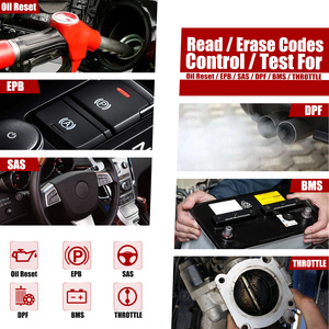 Image 4 - Autel MaxiDiag MD806 OBD2 Diagnostic Tool Code Reader Scanner ABS SRS EPB DPF