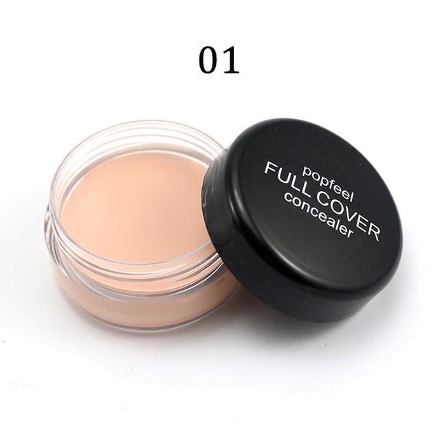 Eyes Primer Concealer Contour Cream Paste Long Lasting Moisturizer Natural Eyes Face Brighten Cosmetic Make Up Base 3