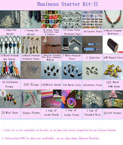 Mini Starter Kit Rice jewelry Starter Kit rice jewelry