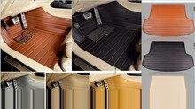 Автомобилей водонепроницаемый XPE материал non slip полный окружении автомобильные коврики + багажник коврики для VolvoV60 Османов S40/S60/S80/XC60/