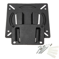 Wall Mount Holder Bracket For 10 23 Inch Flat Panel Screen LCD LED Display TV Monitor