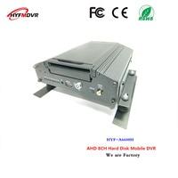 8CH mdvr hard disk monitor video recorder taxi / school bus mobile DVR Ecuador / Peru language support