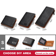 Men's Classic Genuine Leather Wallet