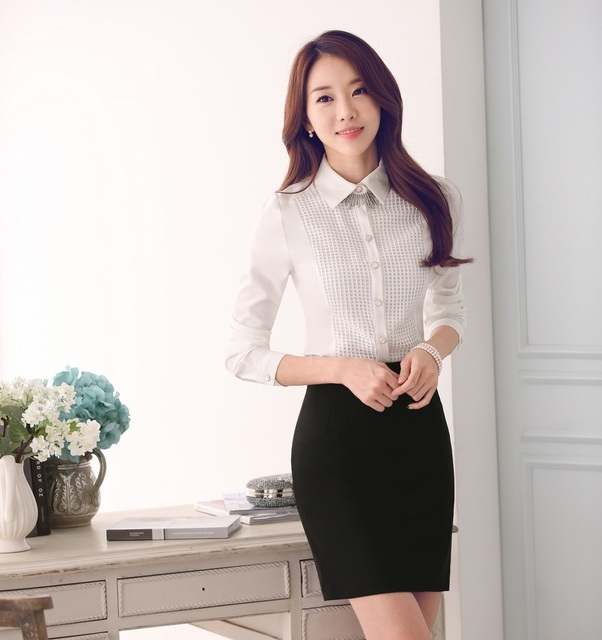 Aliexpress.com : Buy Fashion Women Business Suits with Two Piece ...